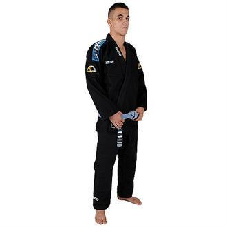 Manto Manto EVO 2.0 Ultra-Light Black Jiu Jitsu Gi
